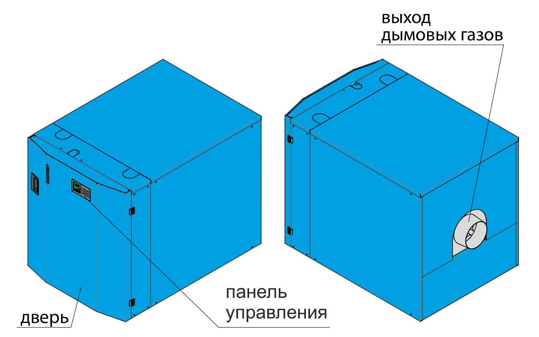 Газовый котел RS-P